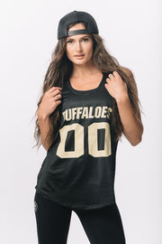 Colorado Buffaloes Black Game Day Jersey