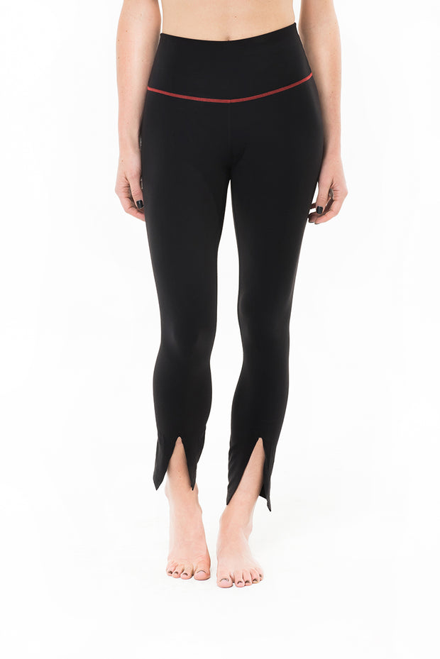 Black Ankle Duster Legging