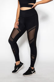Black Cosmo Legging