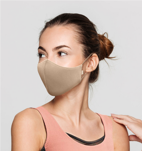 Bloch® Washable Soft Stretch Mask (Adult/Child Size)