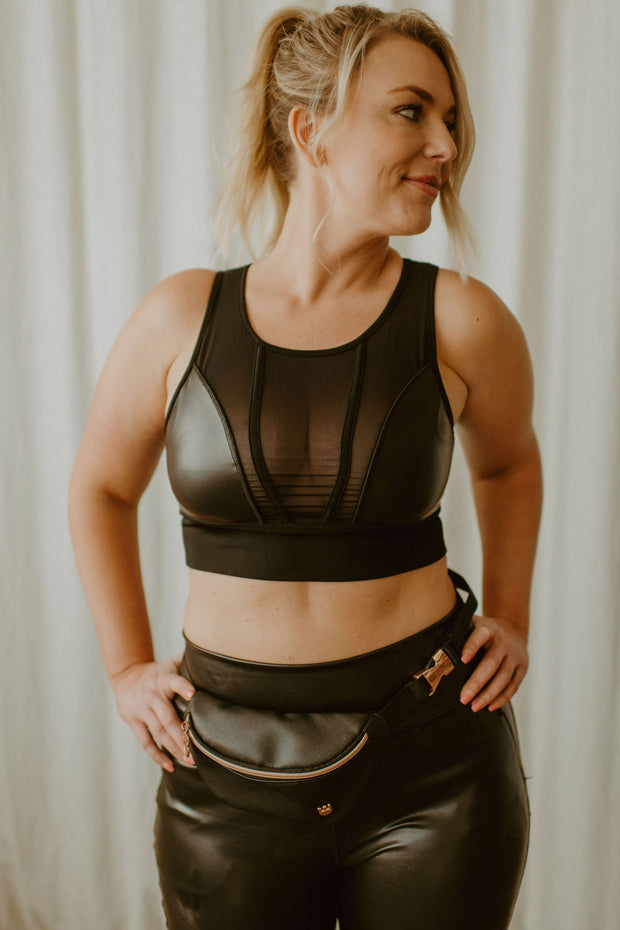 Eclipse Midi Bra