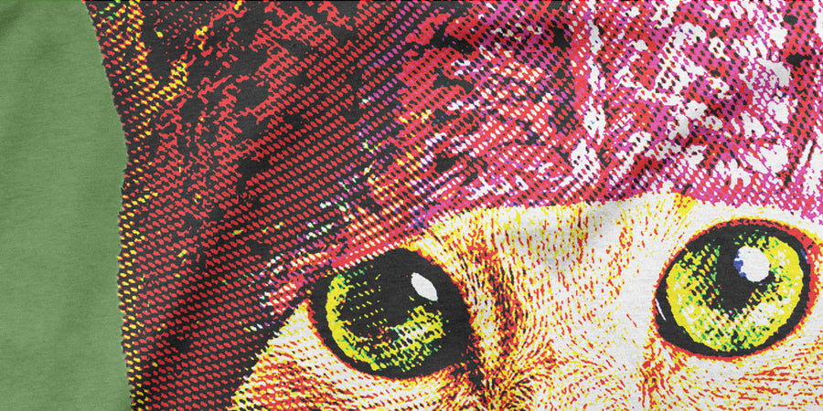 resistance kitty design detail