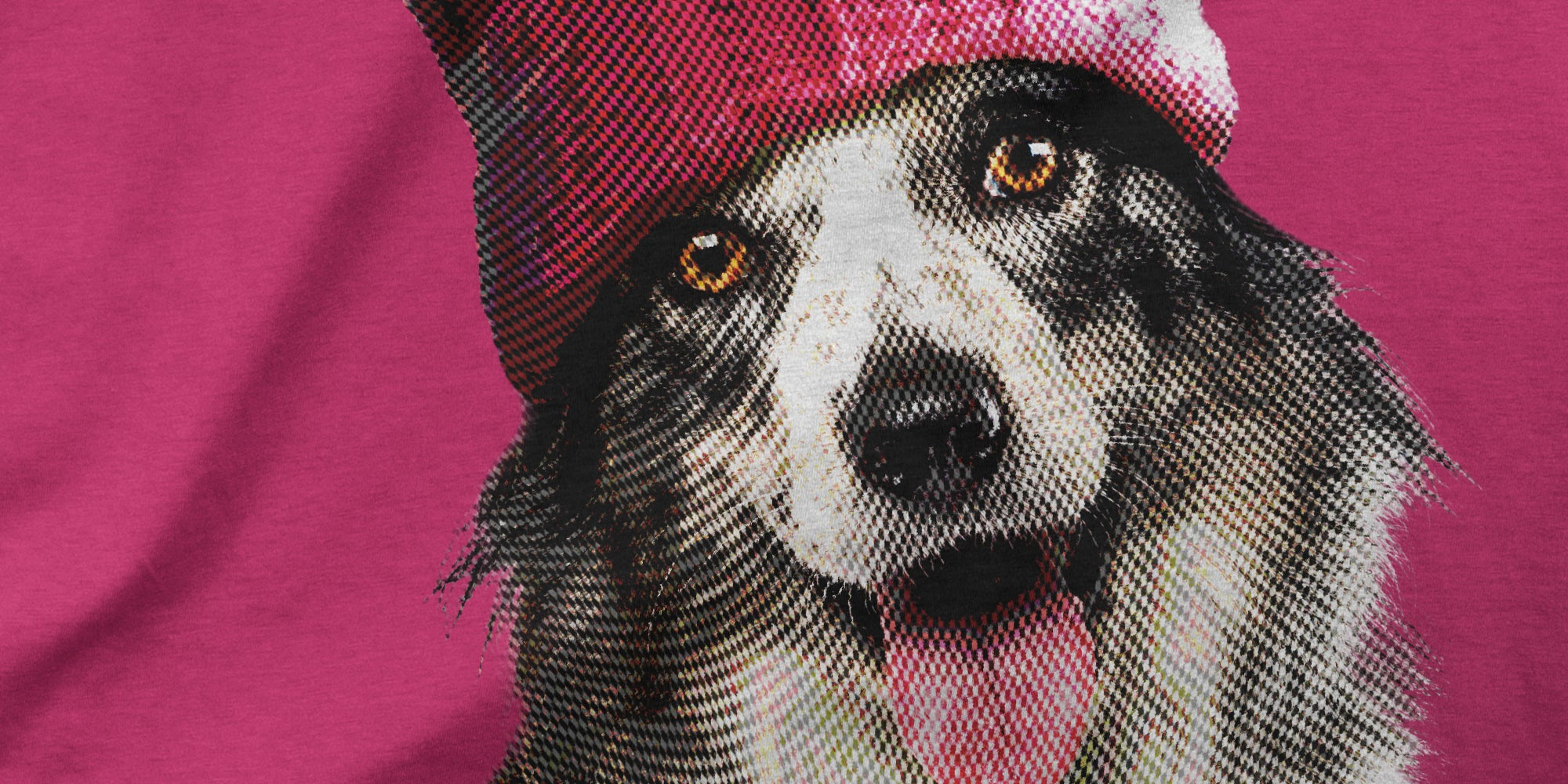 resistance collie design detail
