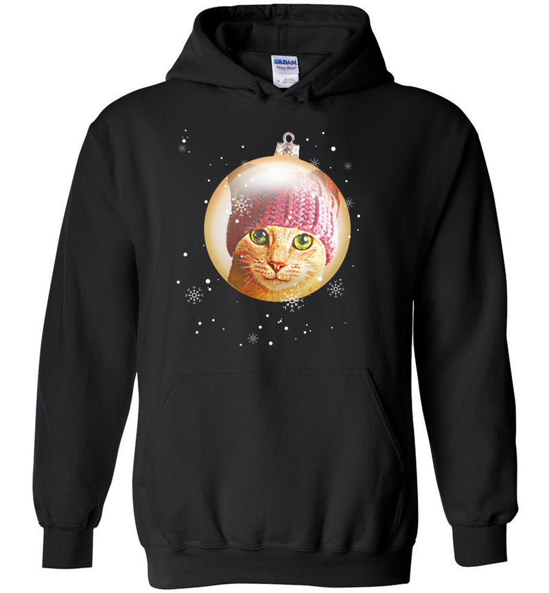 Resistance Kitty Ornament / Hoodie