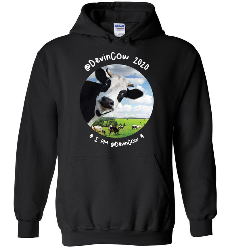 @DevinCow 2020: I AM @DEVINCOW / Hoodie