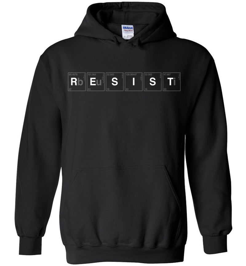 Periodic Table of The Resistance / Hoodie