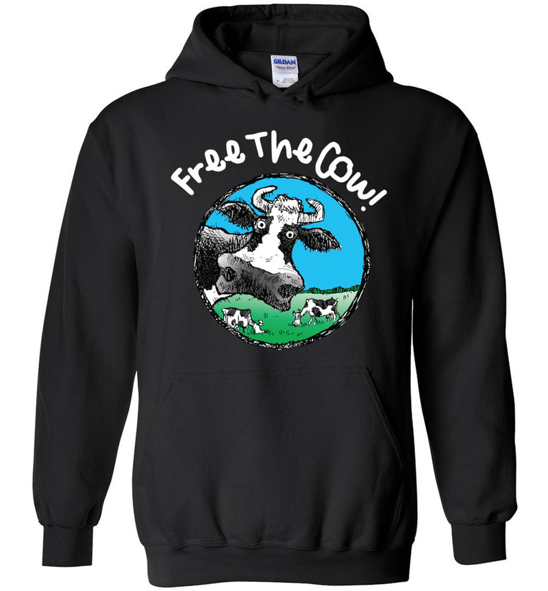 #FreeTheCow / Hoodie