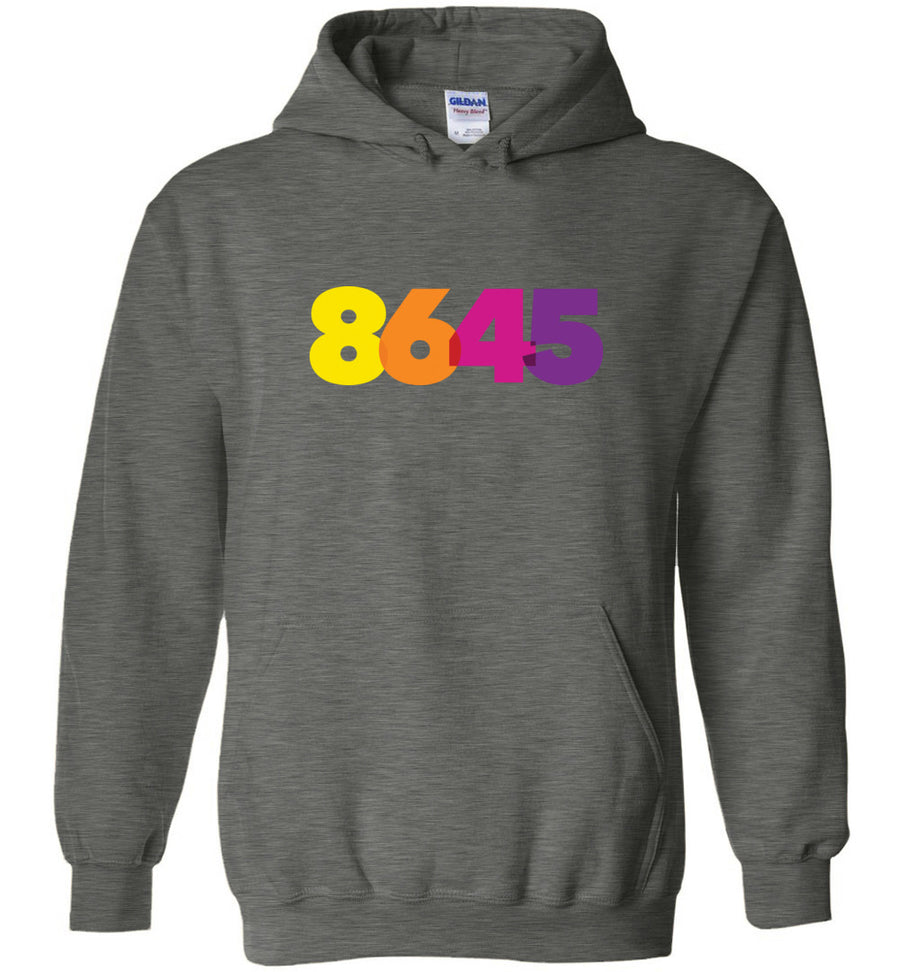 Eighty-six Forty-five / Hoodie