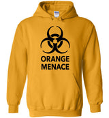 Orange Menace / Hoodie