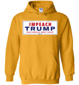 Impeach Trump: Make America Great Again / Hoodie