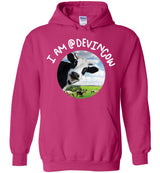 I AM @DEVINCOW / Hoodie