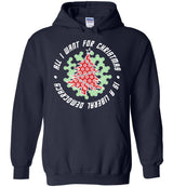 All I Want for Christmas is a Liberal Democracy / Hoodie