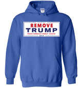 Remove Trump: Make America Great Again / Hoodie