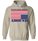 Turn This Thing Around / Hoodie