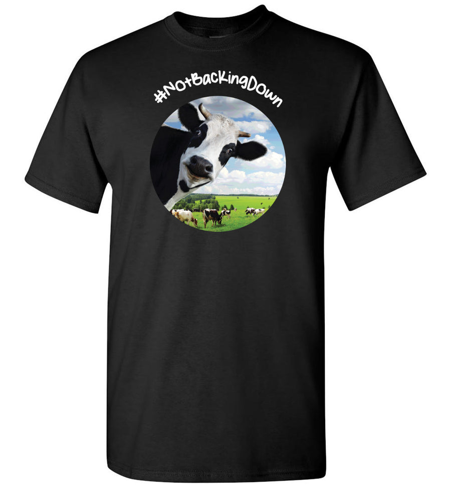 @DevinCow: #NotBackingDown / Men's Tee