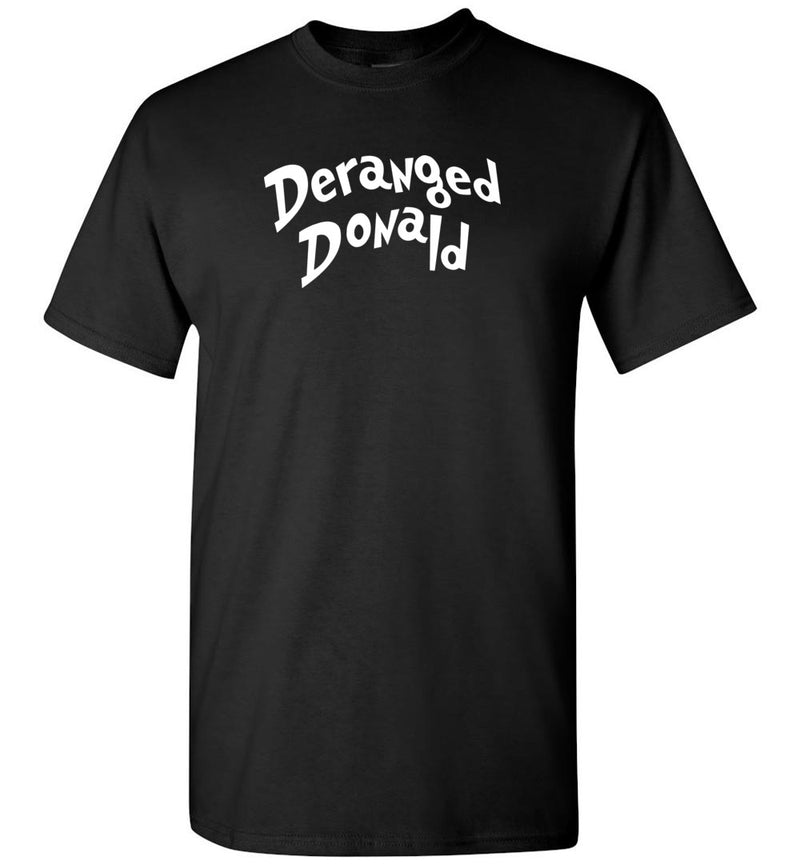 Deranged Donald Grinched / Men's Tee