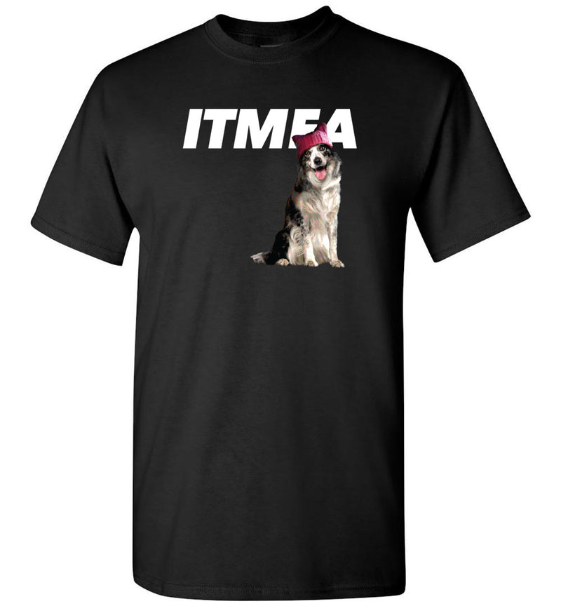 ITMFA Resistance Collie / Men's Tee