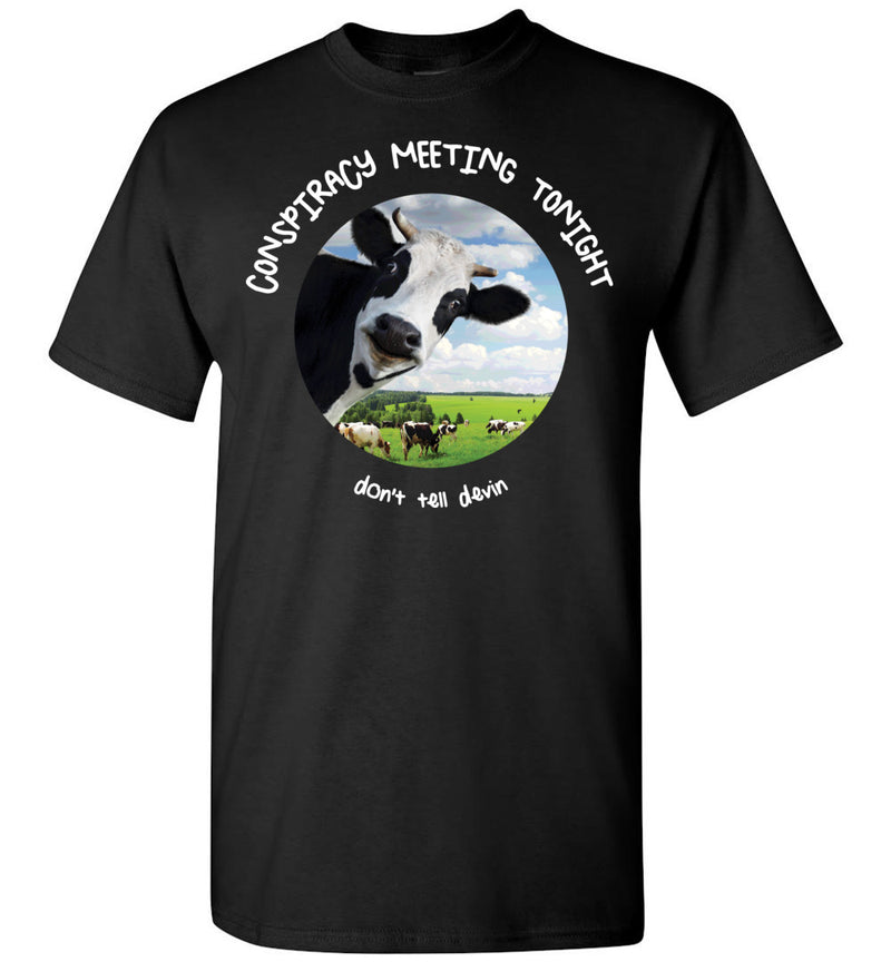 Devin Nunes' Cow's Conspiracy Meeting / Men's Tee