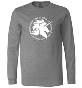 NCSSM Unicorn / Unisex Long-sleeve Tee