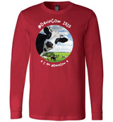 @DevinCow 2020: I AM @DEVINCOW / Unisex Long-sleeve Tee