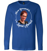 Marie Yovanovitch Is My Spirit Animal / Unisex Long-sleeve Tee