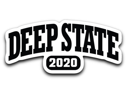 Deep State 2020 / Sticker