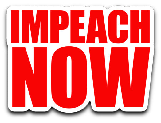 Impeach Now Stark / Sticker