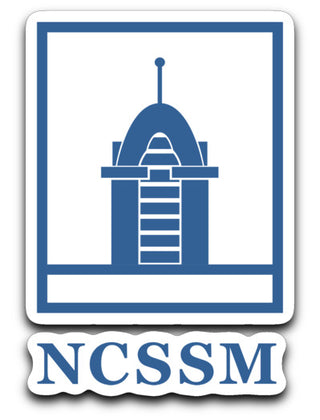 NCSSM Cupola / Sticker
