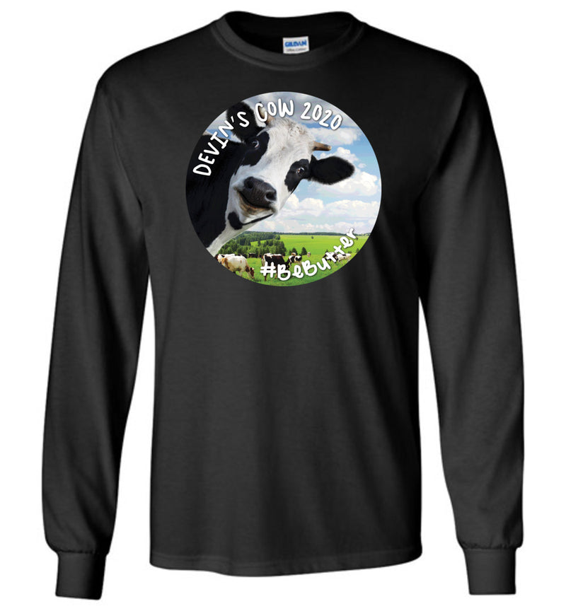 Devin's Cow  2020 / Long-sleeve Tee