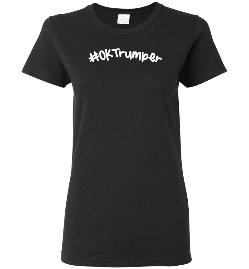 OK, Trumper / Women's Semi-fitted Tee