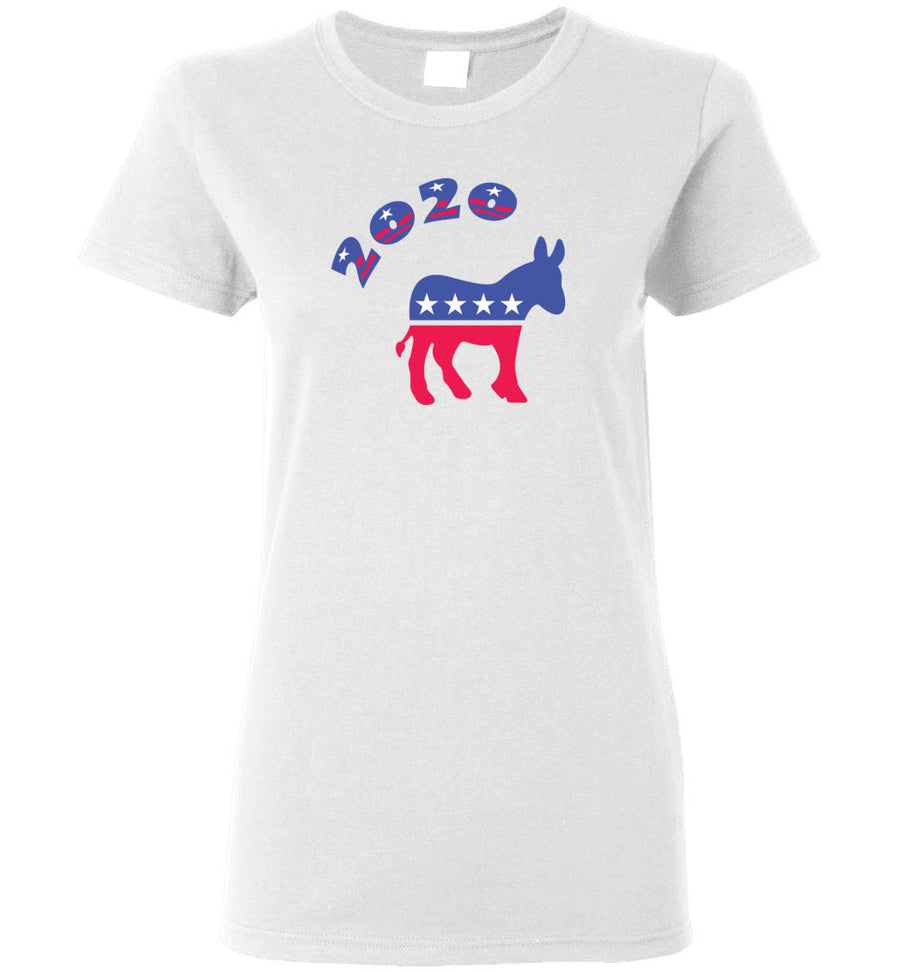 2020 Donkey / Women's Semi-fitted Tee