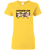 Girls Really Rule: Masha Pam Fiona / Women's Semi-fitted Tee
