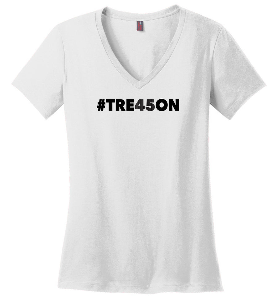 #TRE45ON / Women's V-neck Tee