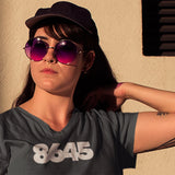 Eighty-six Forty-five / Women's V-neck Tee