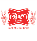 The Barr Report / Men's Tee