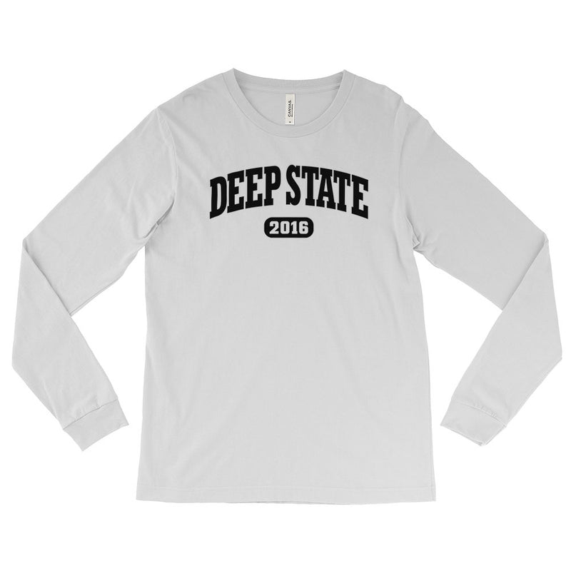 DEEP STATE 2016 / Long-sleeve Tee