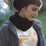 #ENOUGH / Long-sleeve Tee