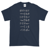 Nevertheless Natural / Men's Tee