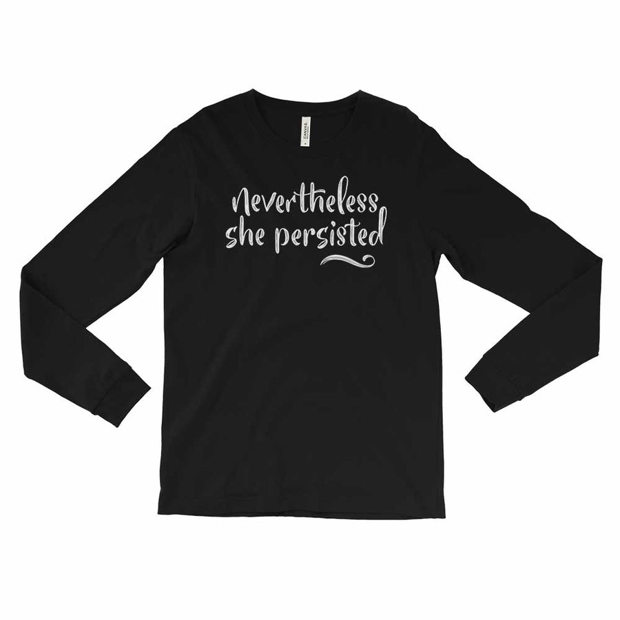 Nevertheless / Long-sleeve Tee