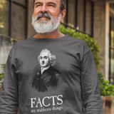 Facts are Stubborn Things / Long-sleeve Tee