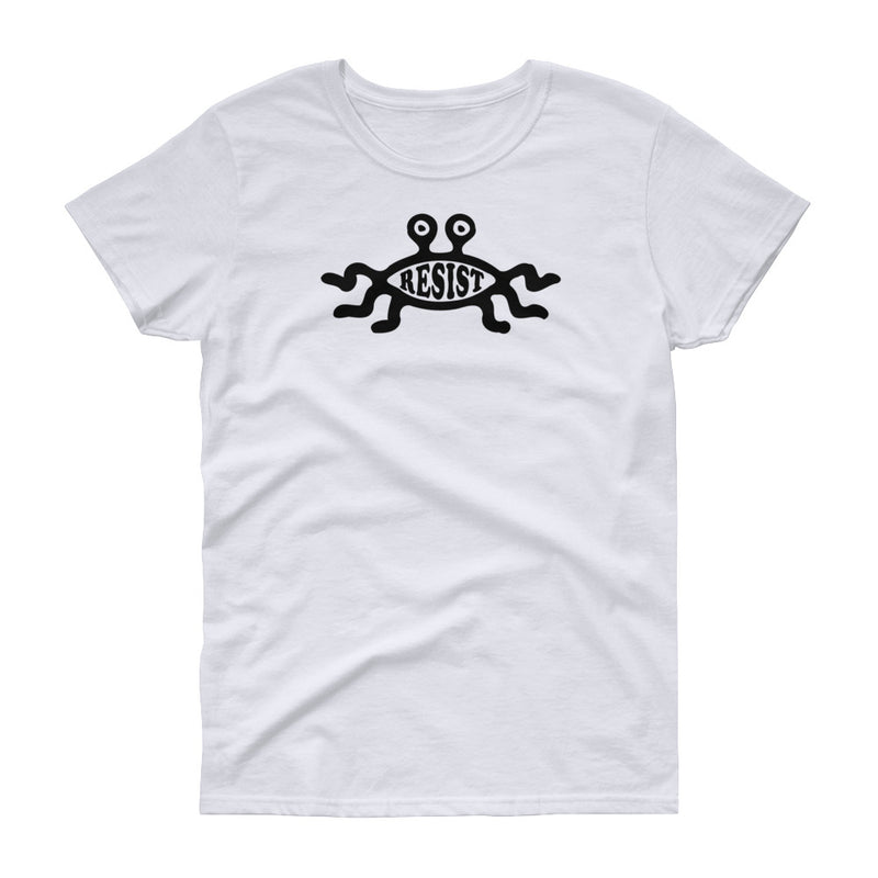 Pastafarians Resist / Women's Semi-fitted Tee