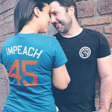 Impeach 45 / Women's Semi-fitted Tee