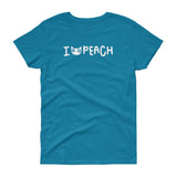 Impeachment Cat / Women's Semi-fitted Tee