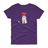 MACA Kitten / Women's Semi-fitted Tee