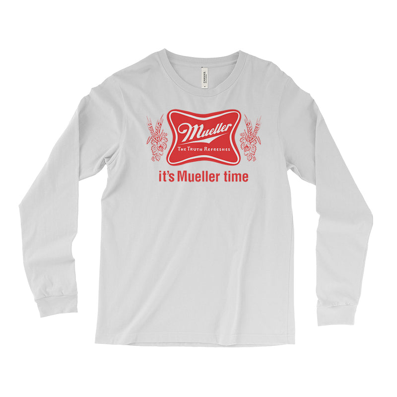 It's Mueller Time! / Long-sleeve Tee
