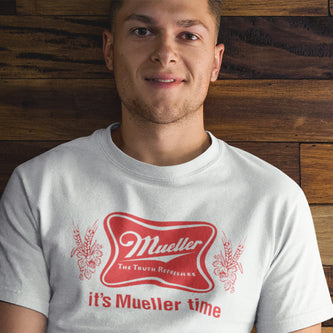 It's Mueller Time! / Men's Tee
