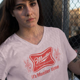 It's Mueller Time! / Women's V-neck Tee
