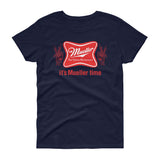 It's Mueller Time! / Women's Semi-fitted Tee
