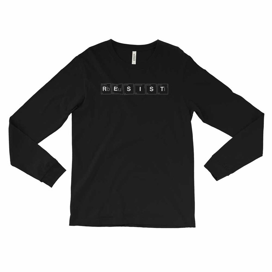 Periodic Table of the Resistance / Long-sleeve Tee