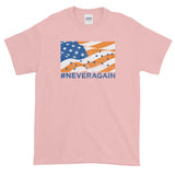 #NEVERAGAIN / Men's & Youths' Tee